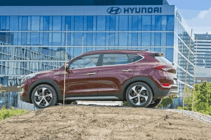 2016 Hyundai Tucson - UK version 7