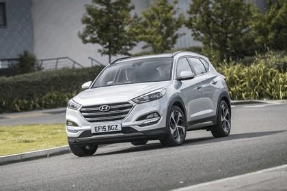 2016 Hyundai Tucson - UK version 12