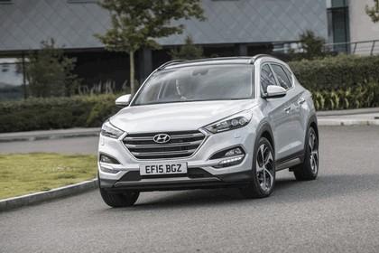 2016 Hyundai Tucson - UK version 13