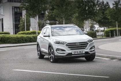 2016 Hyundai Tucson - UK version 16
