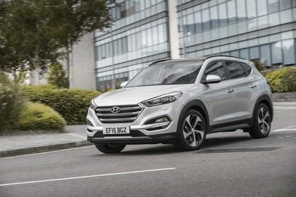 2016 Hyundai Tucson - UK version 17