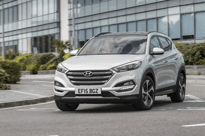 2016 Hyundai Tucson - UK version 18