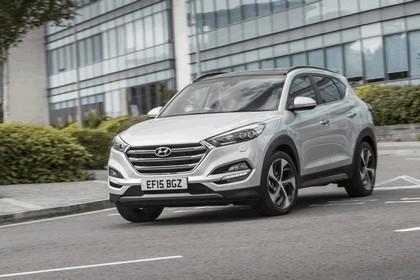 2016 Hyundai Tucson - UK version 19