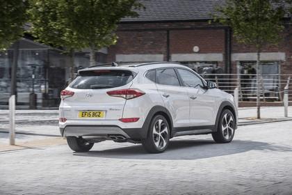 2016 Hyundai Tucson - UK version 21
