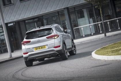 2016 Hyundai Tucson - UK version 25