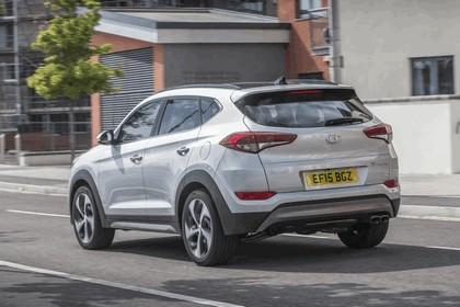 2016 Hyundai Tucson - UK version 28