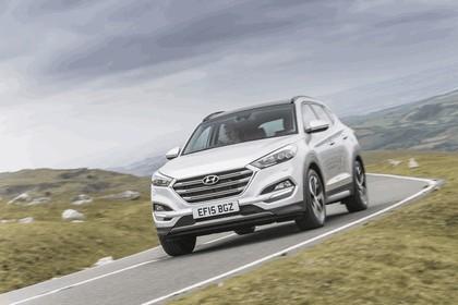 2016 Hyundai Tucson - UK version 30