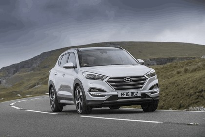 2016 Hyundai Tucson - UK version 32