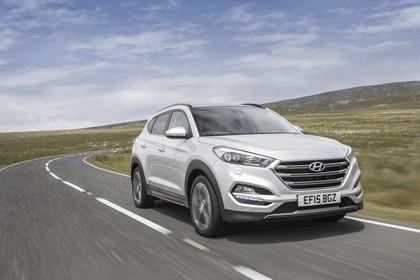 2016 Hyundai Tucson - UK version 33