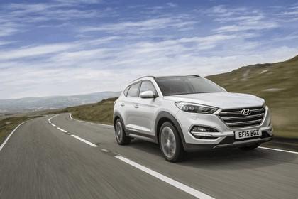 2016 Hyundai Tucson - UK version 34