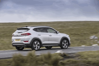 2016 Hyundai Tucson - UK version 40