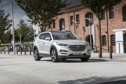 2016 Hyundai Tucson - UK version 42