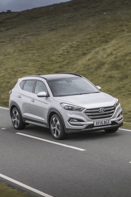 2016 Hyundai Tucson - UK version 46