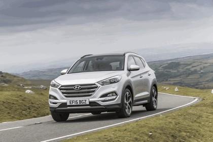 2016 Hyundai Tucson - UK version 48