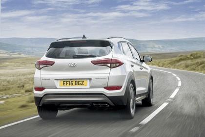 2016 Hyundai Tucson - UK version 50