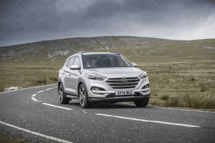 2016 Hyundai Tucson - UK version 51