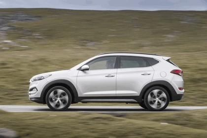 2016 Hyundai Tucson - UK version 53