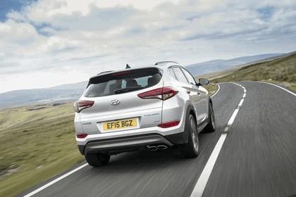 2016 Hyundai Tucson - UK version 54