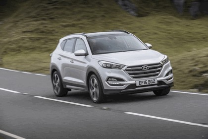 2016 Hyundai Tucson - UK version 58
