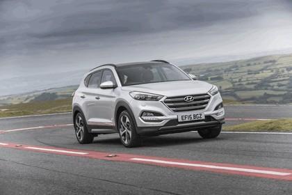 2016 Hyundai Tucson - UK version 61