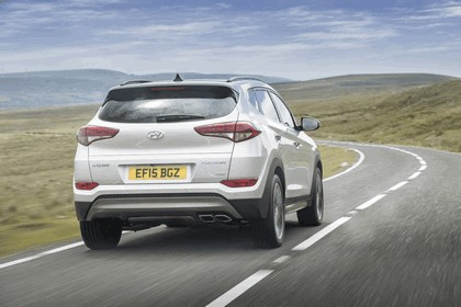 2016 Hyundai Tucson - UK version 67