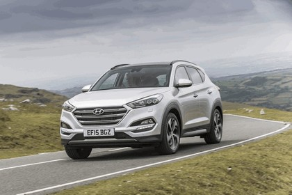 2016 Hyundai Tucson - UK version 68