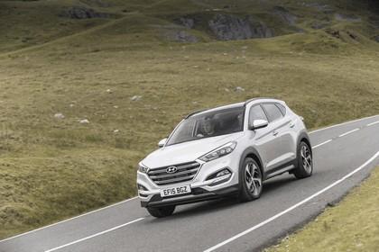 2016 Hyundai Tucson - UK version 72
