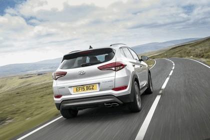 2016 Hyundai Tucson - UK version 73