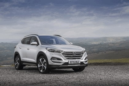 2016 Hyundai Tucson - UK version 75