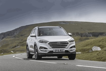 2016 Hyundai Tucson - UK version 76