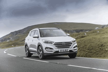 2016 Hyundai Tucson - UK version 77