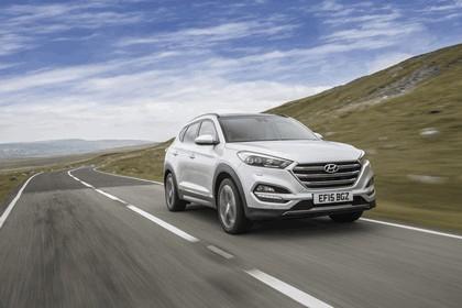 2016 Hyundai Tucson - UK version 79