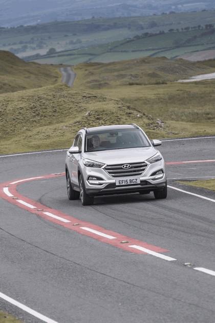 2016 Hyundai Tucson - UK version 81