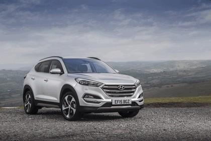 2016 Hyundai Tucson - UK version 84