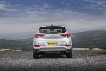 2016 Hyundai Tucson - UK version 91