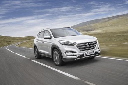 2016 Hyundai Tucson - UK version 95