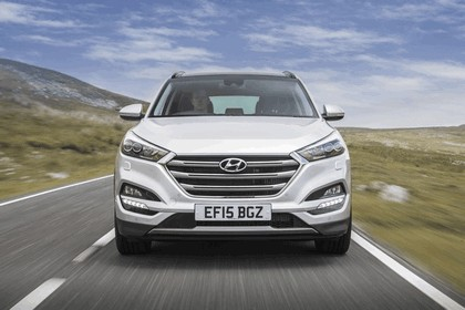 2016 Hyundai Tucson - UK version 109
