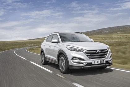 2016 Hyundai Tucson - UK version 110