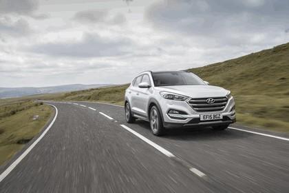 2016 Hyundai Tucson - UK version 113