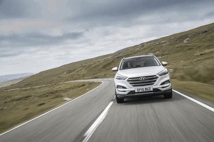 2016 Hyundai Tucson - UK version 117