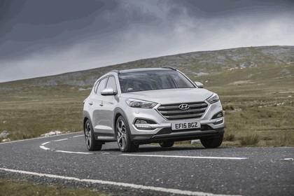 2016 Hyundai Tucson - UK version 120