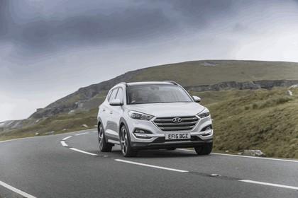 2016 Hyundai Tucson - UK version 126