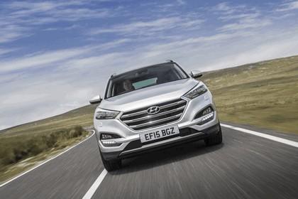 2016 Hyundai Tucson - UK version 127