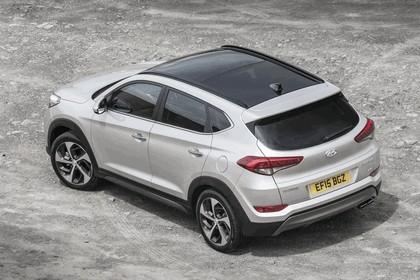 2016 Hyundai Tucson - UK version 129