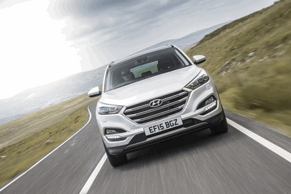 2016 Hyundai Tucson - UK version 130