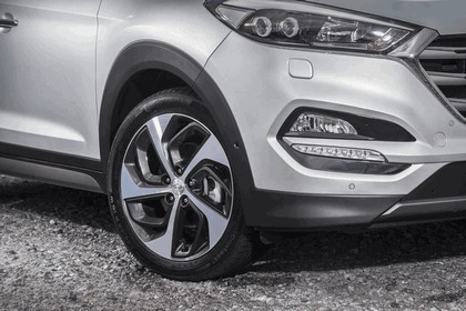 2016 Hyundai Tucson - UK version 131
