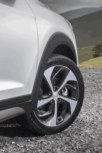 2016 Hyundai Tucson - UK version 139