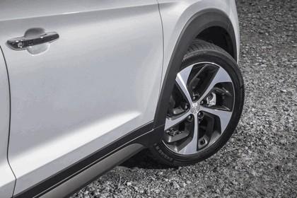 2016 Hyundai Tucson - UK version 140