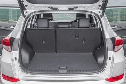 2016 Hyundai Tucson - UK version 160
