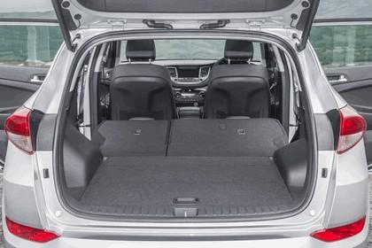 2016 Hyundai Tucson - UK version 162